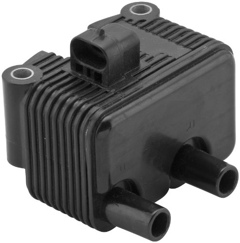 Twin Power Black High Performance Coil OEM Replacement 31655-99 210073