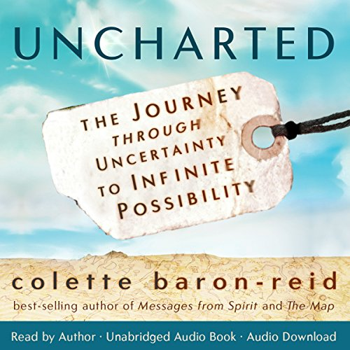 Uncharted audiobook cover art