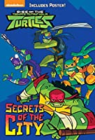 Secrets of the City (Rise of the Teenage Mutant Ninja Turtles #2)