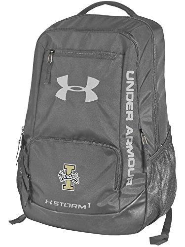 Under Armour Idaho Vandals Hustle Backpack - Grey