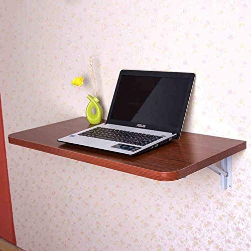 Nest Of Tables Mesa de centro blanca Mesas auxiliares Mesa para portátil plegable, pared, escritorio Dropleaf montado en la pared, mesa de comedor de madera para cocina 6 colores (color, negro, tamaño