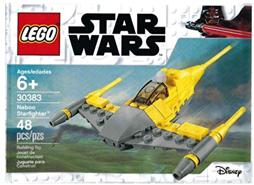 Lego Star Wars Polybag 30383 Naboo Starfighter...