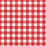 '100tovaglioli, 1Veli 'Economy 1/4di schiacciamento a 30cm x 30cm a quadri rosso/bianco