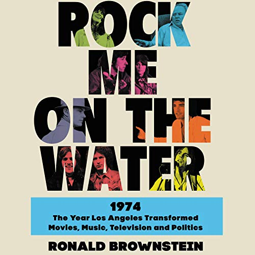 Rock Me on the Water cover art