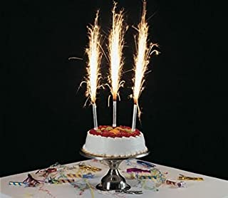 8 Pcs Of Birthday Wedding Bottle Cake Party Candles Smokeless Indoor Outdoor Use