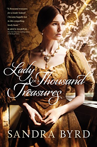 Image of Lady of a Thousand Treasures (The Victorian Ladies Series)