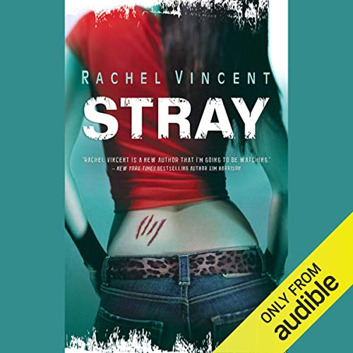 Stray audiobook cover art