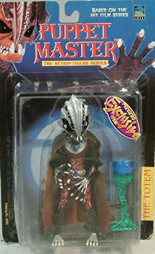 Puppet Master The Totem Action Figure by Full Moon Toys