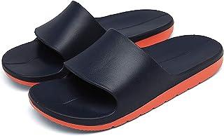 Ciabatte da Mare Estivi Uomo Pantofole da Doccia Leggero Antiscivolo Scarpe Sandali da Spiaggia e Piscina