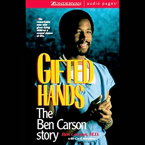 Gifted Hands audiobook cover art