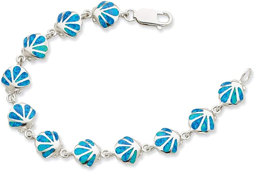 Bracelet White Sterling Silver Gemstones bracelet Fixed 2021 model price for sale Opal Phenomena