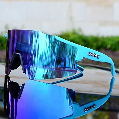 Gafas de Ciclismo Que cambian de Color Correr Ciclismo Gafas de Sol...