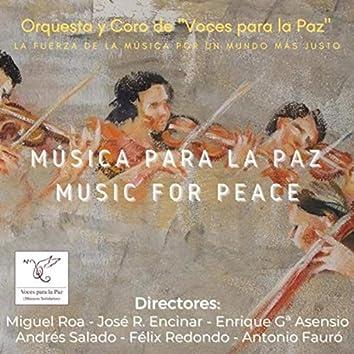 Música para la Paz (En Vivo)