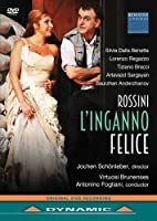 Rossini: L Inganno Felice [DVD]