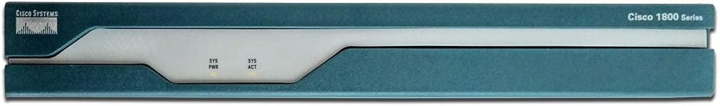Cisco 1841 Compatible Faceplate (FACE1841)