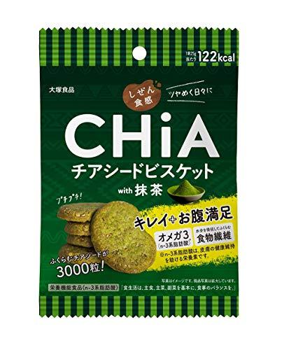 大塚食品CHiA『しぜん食感CHiA抹茶』