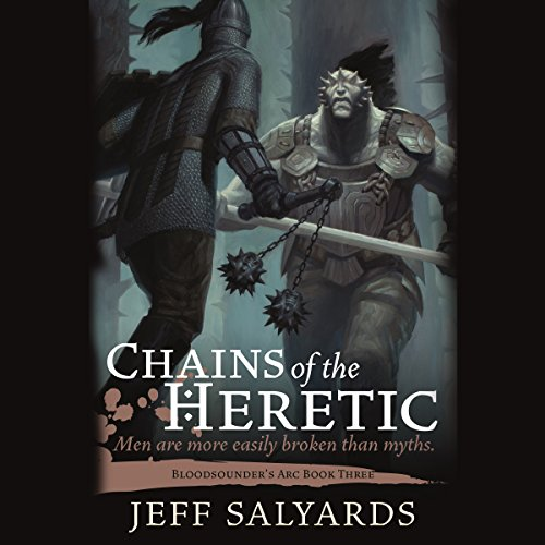 Chains of the Heretic cover art