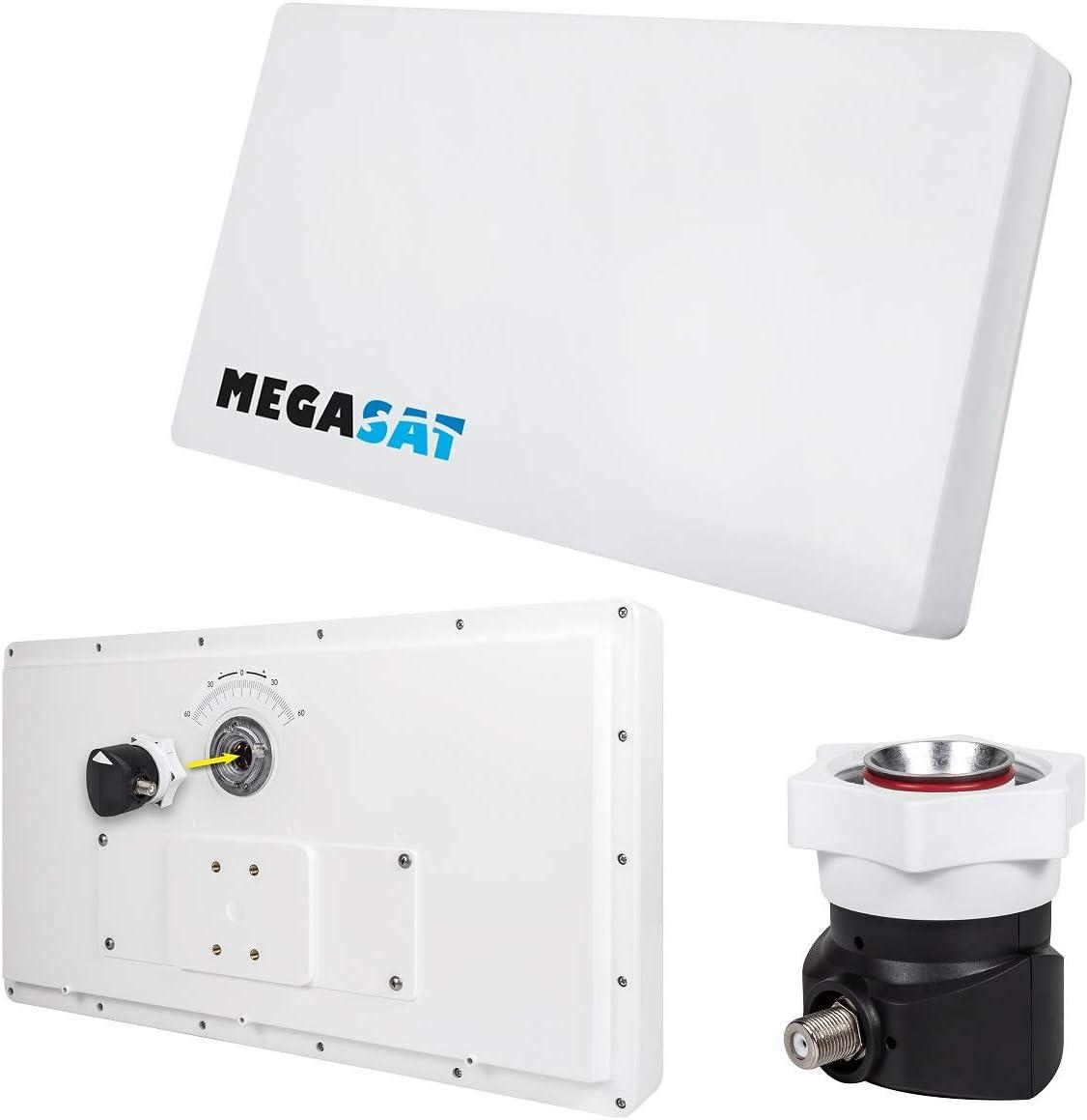 Megasat Antena Plana 200210 D1 Profi-Line – Color Blanco