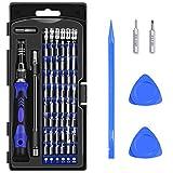 Diyife 63 en 1 Tournevis Set avec 56 Bits Set de Tournevis magnétique Set Set, pour téléphone Portable, Tablette, PC, Macbook, Montre etc