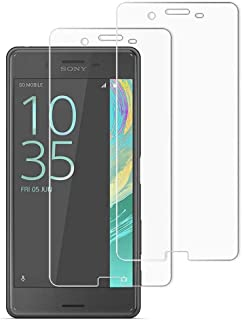 Sony X compact SO-02J ガラスフィルム 【2020人気商品】 Sony X compact SO-02J フィルム 2.5D 全面保護 高鮮明・高硬度・高感度・指紋防止・飛散防止・気泡防止・防塵・耐衝撃・自動吸着 【2枚セット】