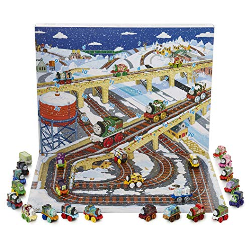 Thomas & Friends Calendario de Adviento Thomas y Sus Amigos