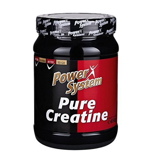 Power System Pure Creatine - 650 g