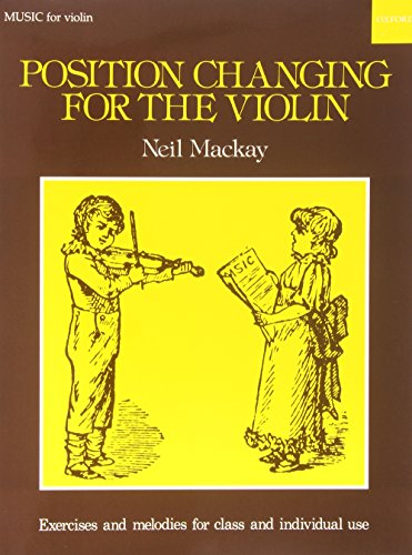 Position Changing for Violin: Violin Part (VIOLON)