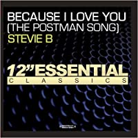 Because I Love You (The Postman Song) by Stevie B