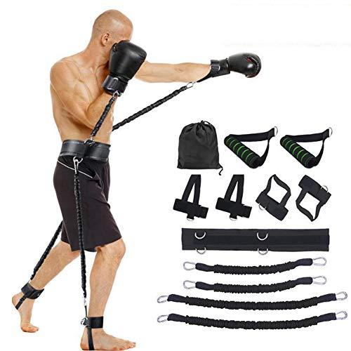 LSGD Fasce per Fitness, Allenatore di Fasce Elastiche per la velocità di Tutto Il Corpo e di agilità, per Attrezzature per Il Fitness di per la Corda da Allenamento di Pallacanestro da Boxe