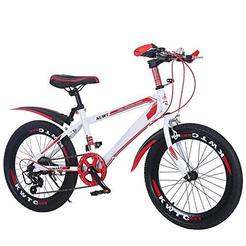 XWDQ mountainbike fiets 18 Inch 20 Inch 22 Inch 24 Inch mannelijke en vrouwelijke studenten enkele snelheid fiets