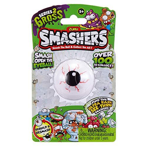 Smashers Serie 2, Blister mit Einer Kugel