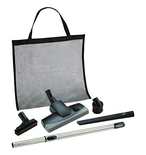 Broan-NuTone CS200 Carpet and Bare Floor Attachment Set, black