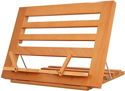 RFJJAL Petit chevalet de Table Pliante de Bureau Multifonction, Facile à Transporter, Les étudiants sortent pour Utiliser
