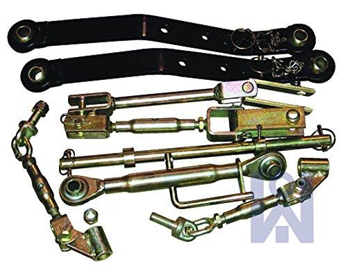 Kit de mecanismo de elevación Iseki, enganche de tres