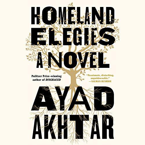 Homeland Elegies Audiobook By Ayad Akhtar cover art