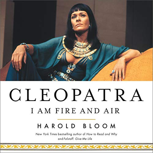 Cleopatra: I Am Fire and Air audiobook cover art