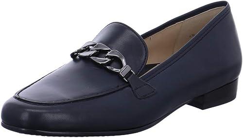 ARA Damen Damen Damen Slipper Kent 12-31226-02 02 blau 607538  Online-Mode einkaufen
