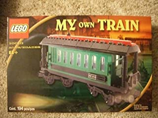Lego # 10015 Passenger Train Car
