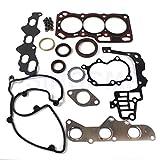 SINOCMP SQR372 Engine Gasket Kit for Joyner Chery SQR372 Engine Gasket Cylinder Head Overhauling Gasket Kit, 3 Month Warranty