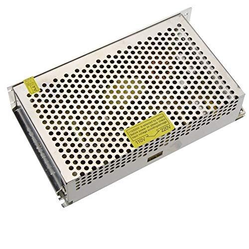 Useful AC 115V/230V auf DC 12V 20A 240W Spannungswandler Schalter Netzteil für LED-Streifen