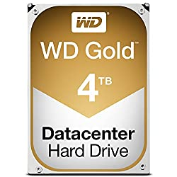 WD Gold 4TB Enterprise Class Hard Disk Drive - 7200 RPM Class SATA 6 Gb/s 128MB Cache 3.5 Inch - WD4002FYYZ
