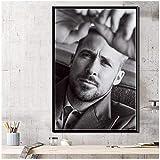 Tiiiytu Ryan Gosling Filmstar Schauspieler Ölgemälde