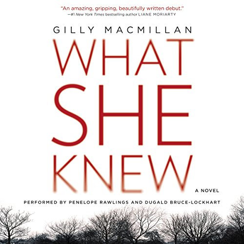 Page de couverture de What She Knew