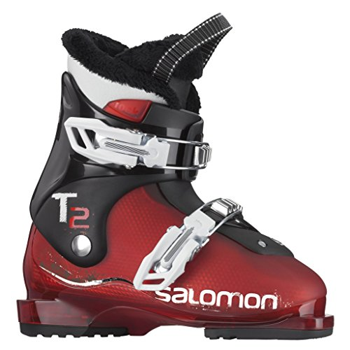 Salomon - Chaussure de ski Salomon T2 Red Tr Black - Enfant - 18