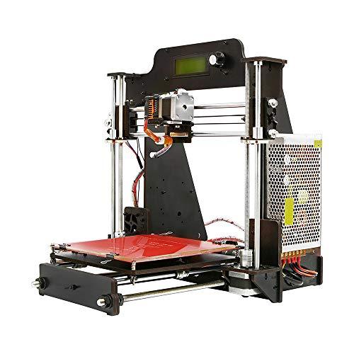 Javpoo Alta Qualità !! Stampante 3D FAI-da-te Prusa I3 Pro W Kit di Stampa Supporto Wi-Fi Connect Suite Geeetech