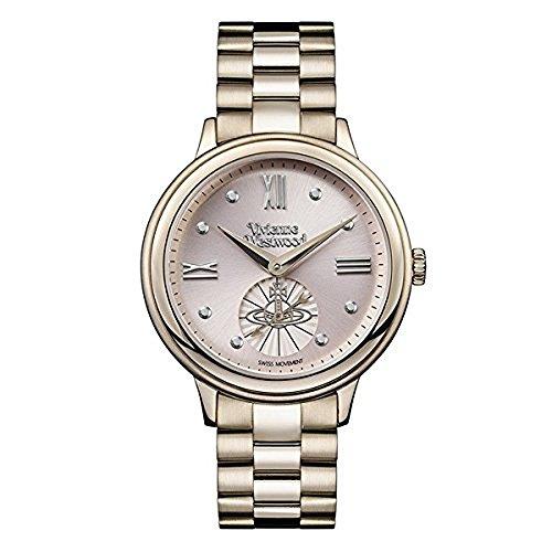 ヴィヴィアンウエストウッド Vivienne Westwood VV158PKNU ポートベロー レディース 腕時計【並行輸入品】