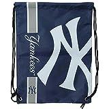 New York Yankees Big Logo Drawstring Backpack