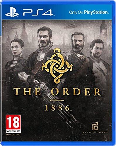 PS4 The Order 1886 Uncut auf deutsch spielbar UK Import