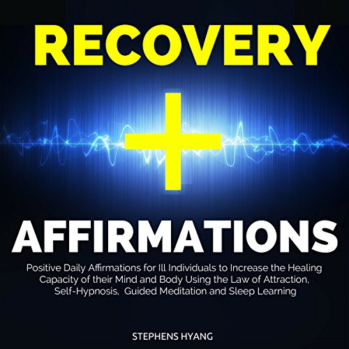 Recovery Affirmations audiobook cover art