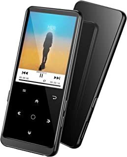 """32GB MP3 Player, Supereye MP3 Player with Bluetooth 4.2, Music Player with FM Radio and Recording, 2.4"""" Screen, HiFi Lossl..."""